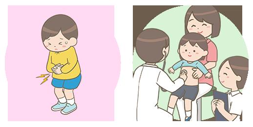 小児科の症状